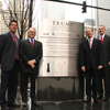 Trump Tower Chicago, CTBUH Height Signboard Inaugurated