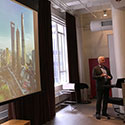 Gensler's Chicago Office Hosts Presentations and Technical Tour