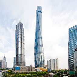 "CTBUH Names Shanghai Tower ""2016 Best Tall Building Worldwide"""