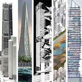Five Finalists Selected in the Student Design Competition