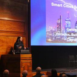 CTBUH UK Hosts Panel Discussion: Smart Cities / Smart Buildings