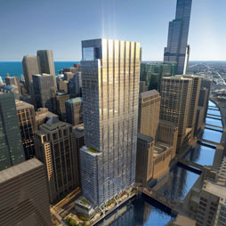 Tour 110 North Wacker with CTBUH Chicago (Sold Out)