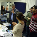 Executive Director Visits University of Nottingham