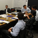 Research Working Group Meeting, Chicago