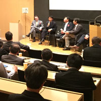 Inaugural Japan Symposium Rises to the Occasion in Tokyo