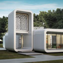 Insights and Innovations - The First 3D Printed Office Building