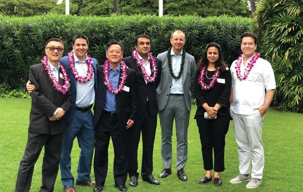 CTBUH Board of Trustees Travels to Hawaii