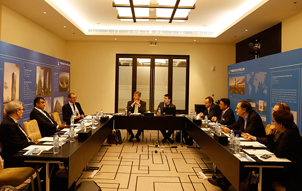 Advisory Group Convenes at 2018 Middle East Conference