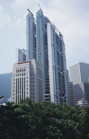 Hong Kong + Shanghai Bank Building