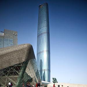 Guangzhou International Finance Center