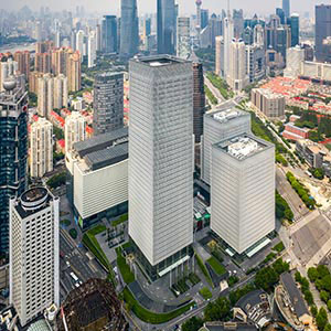 Pudong Financial Plaza Office Tower 1