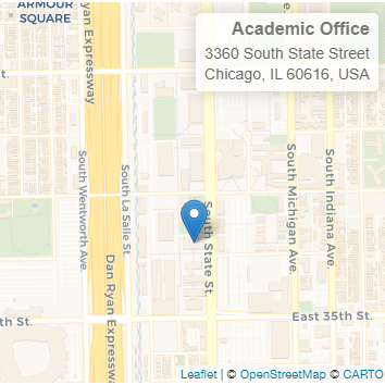 Illinois Institute of Technology, 3360 South State Street, Chicago, IL 60616, USA
